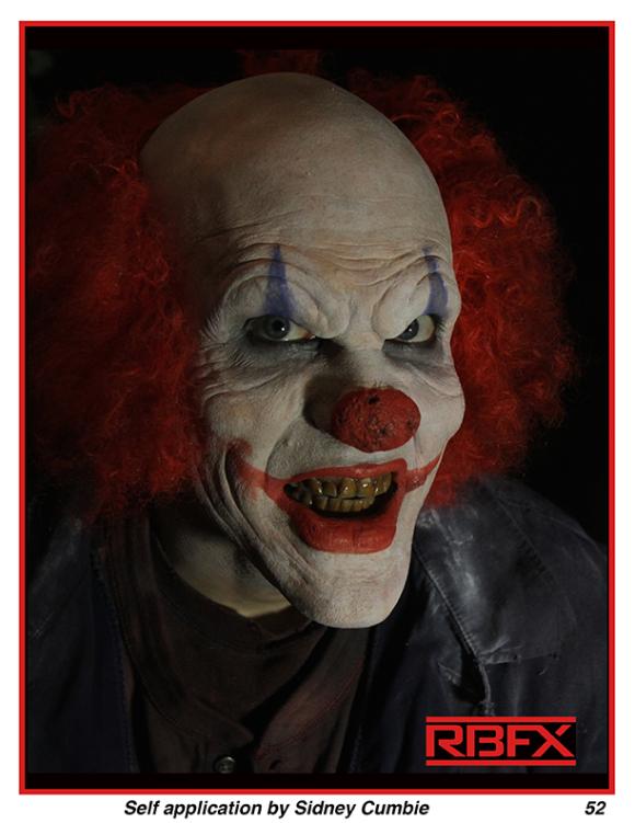Sidney Cumbie - Evil Clown