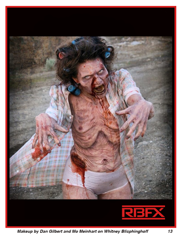 Dan Gilbert & Mo Meinhart - Zombie Lady