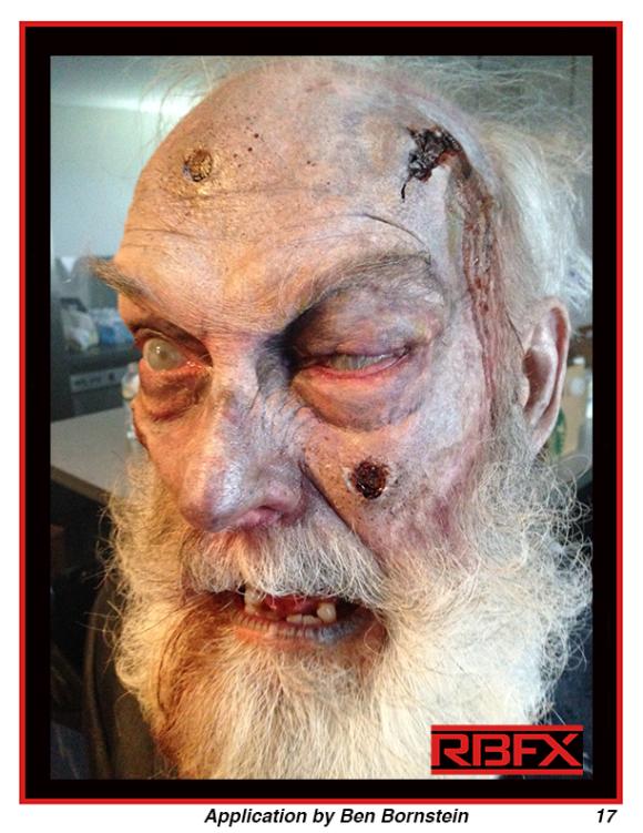 Ben Bornstein - Old Zombie