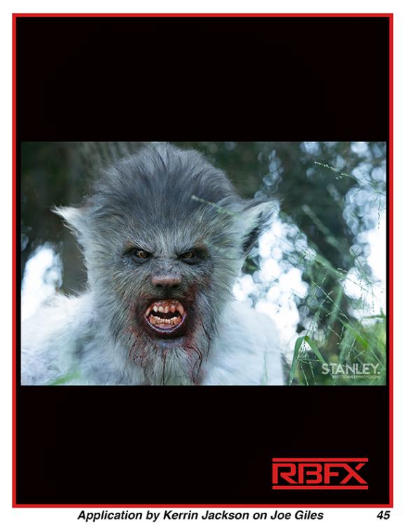 Kerrin Jackson - Werewolf 2