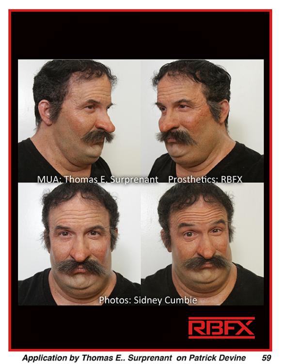 Thomas E. Surprenant - Overweight Makeup