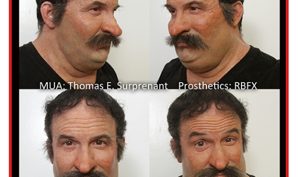 Thomas E. Surprenant - Overweight Makeup