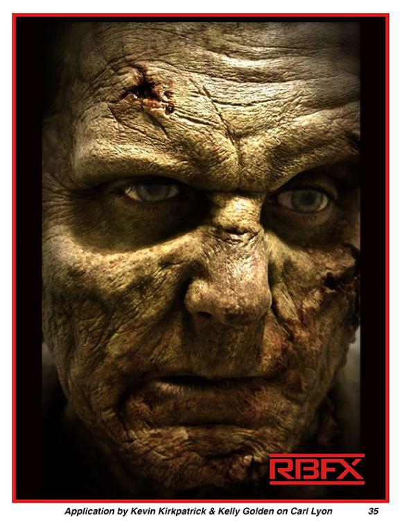Kevin Kirkpatrick & Kelly Golden - Zombie 2