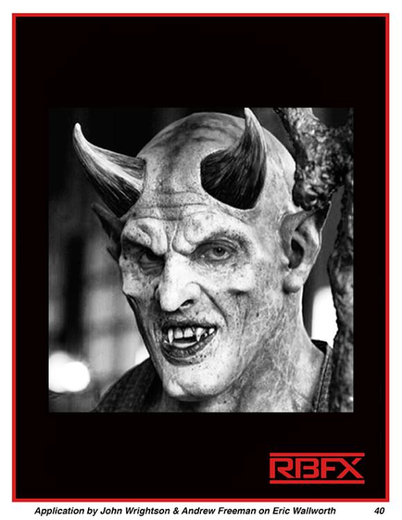 John Wrightson & Andrew Freeman - Devil
