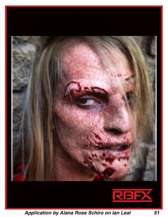 Alana Rose Schiro- Zombie