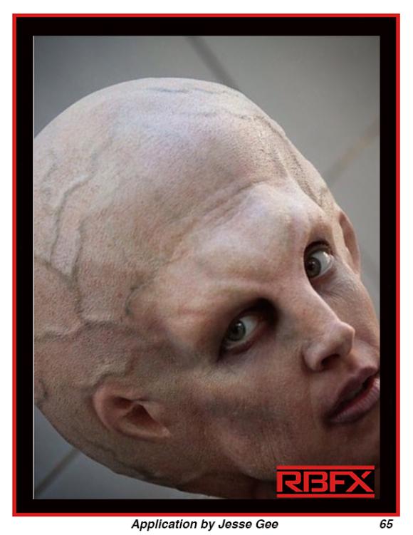 Jesse Gee - Alien