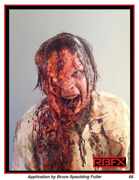 Bruce Spaulding Fuller - Zombie