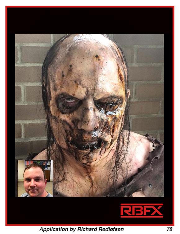 Richard Redlefsen - Zombie