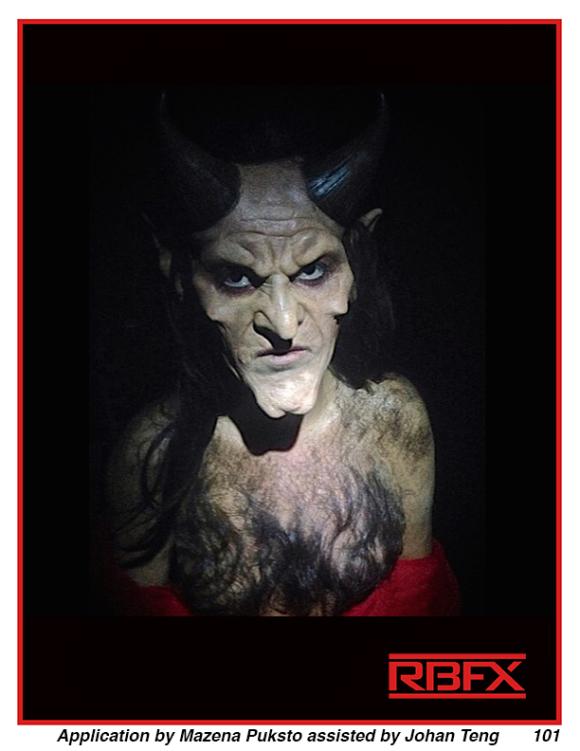 Mazena Puksto - She - Devil