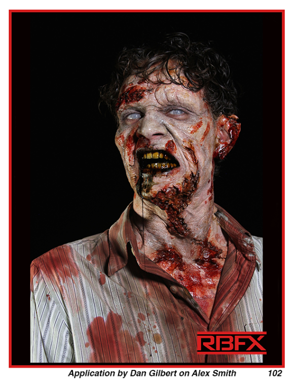 Dan Gilbert - Male Zombie