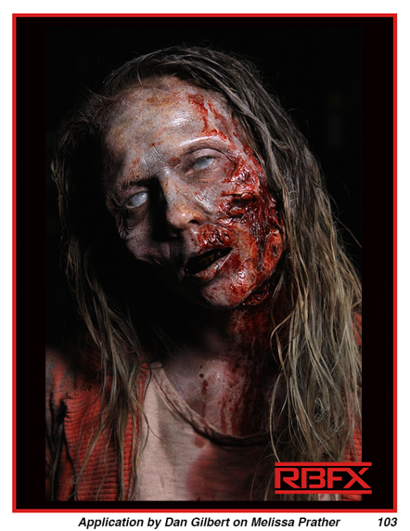 Dan Gilbert - Female Zombie
