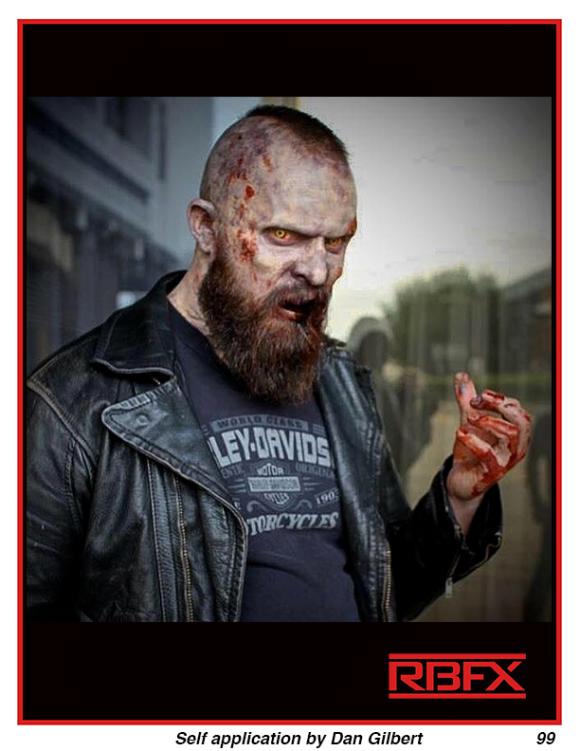 Dan Gilbert - Biker Zombie