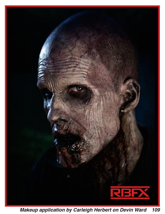 Carleigh Herbert - Zombie