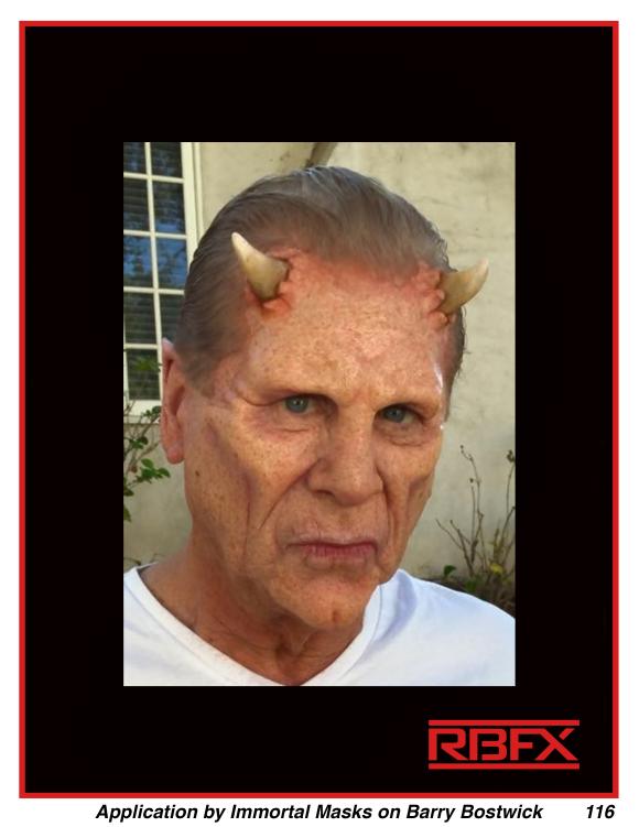Immortal Masks - Devil