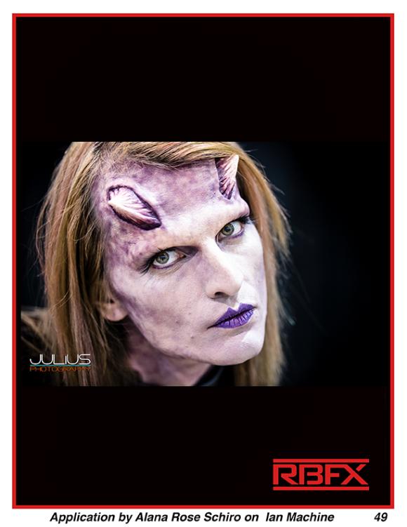 Alana Rose Schiro - Demon