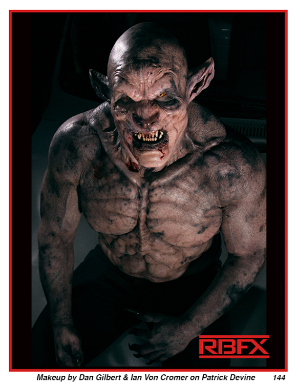 Dan Gilbert & Ian Von Cromer - Werewolf