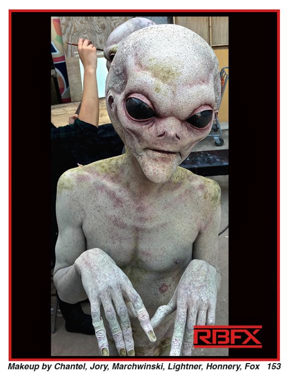 Laney Chantel Team - Aliens
