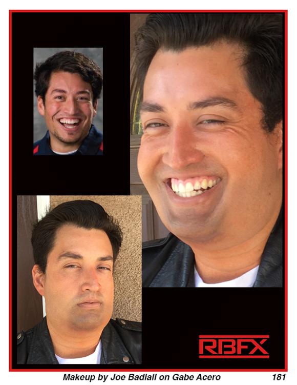 Joe Badiali - Character Makeup
