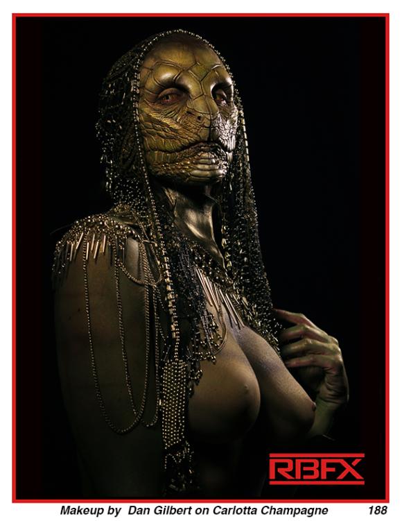 Dan Gilbert - Snake Goddess