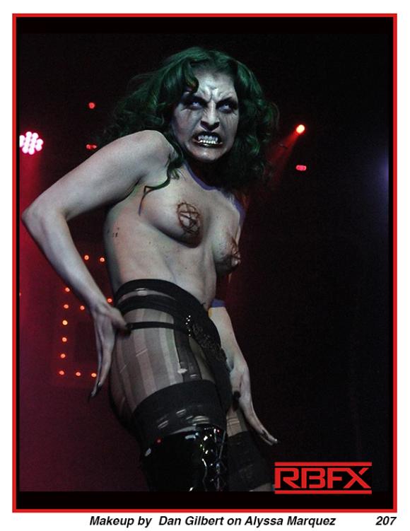 Dan Gilbert - Burlesque Vampire