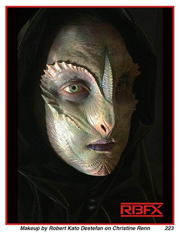 Robert Kato Destefan - Alien