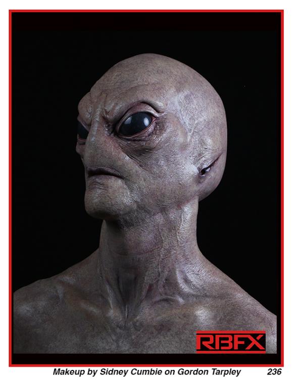 Sidney Cumbie - Grey Alien