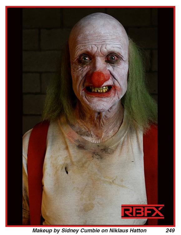 Sidney Cumbie - Rodeo Clown