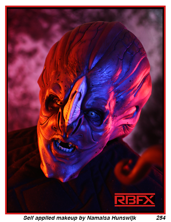 Namaisa Hunswijk - Alien