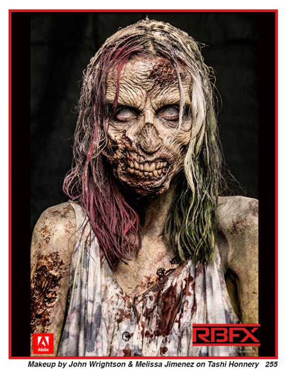 John Wrightson & Melissa Jimenez - Zombie