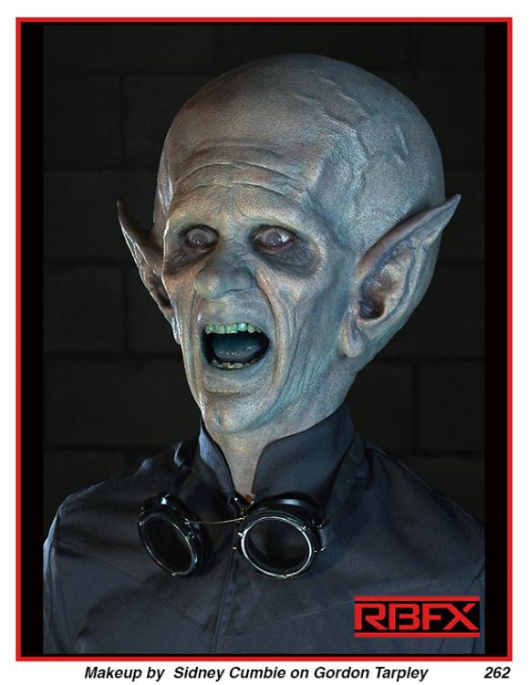 Sidney Cumbie - Retro Alien