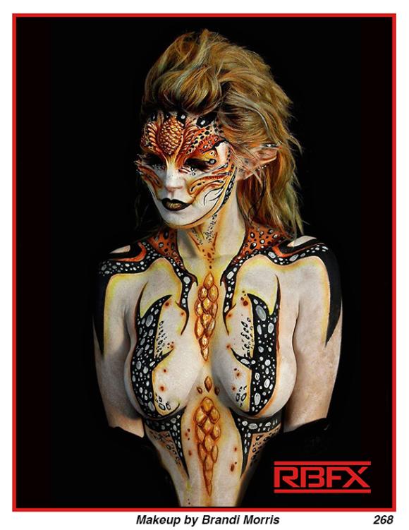 Brandi Morris - Alien Exotica