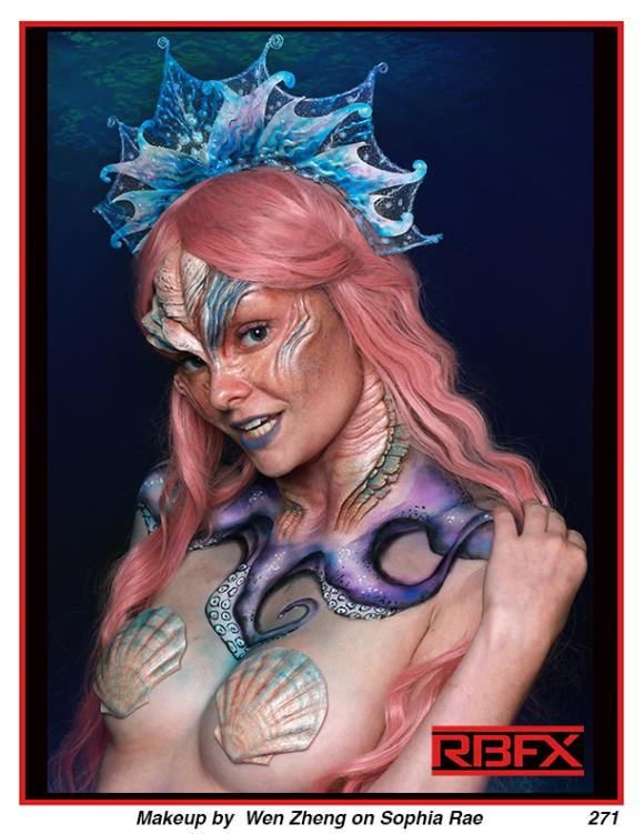 Wen Zheng - Mermaid