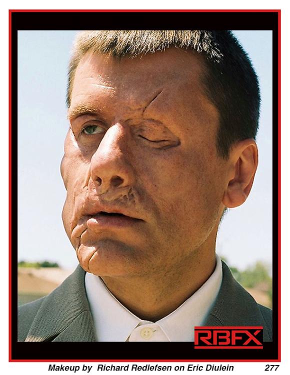 Richard Redlefsen - Deformed