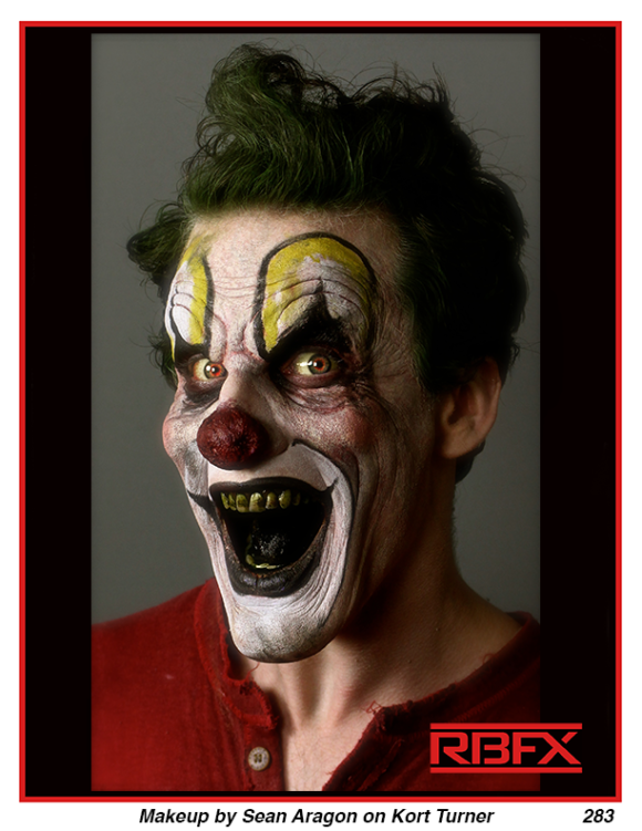 Sean Aragon - Twisty The Clown