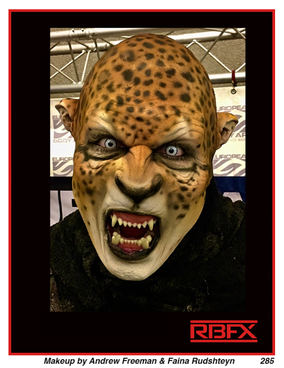 Freeman & Rudshteyn - Leopard
