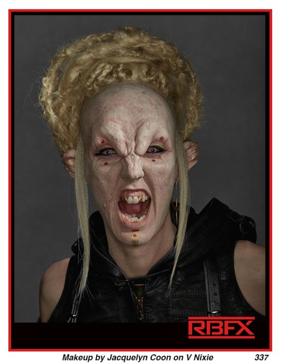 Jacquelyn Coon - Alien