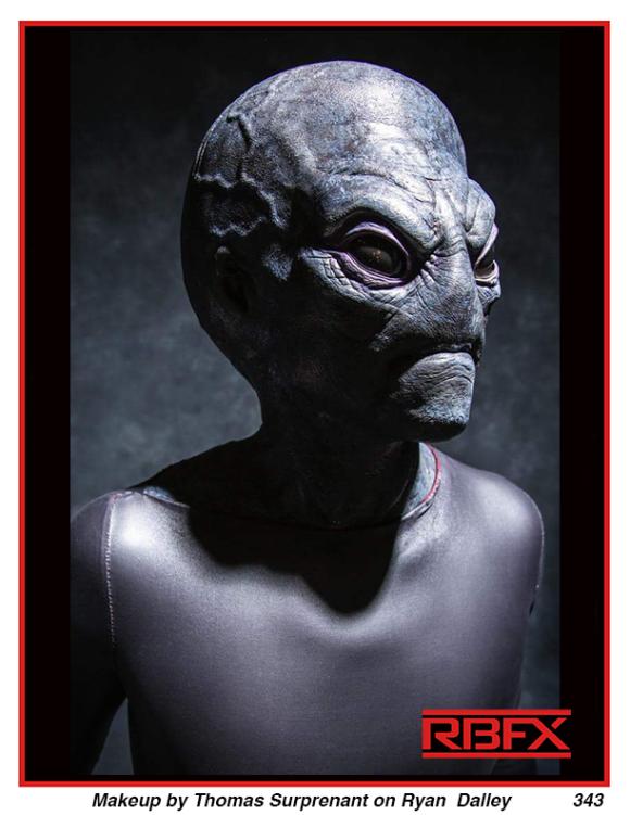 Thomas Surprenant - MIB Alien