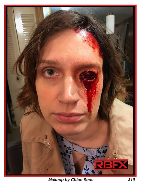 Chloe Sens - Eye Damage
