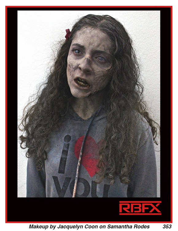 Jacqueln Coon - Zombie Girl