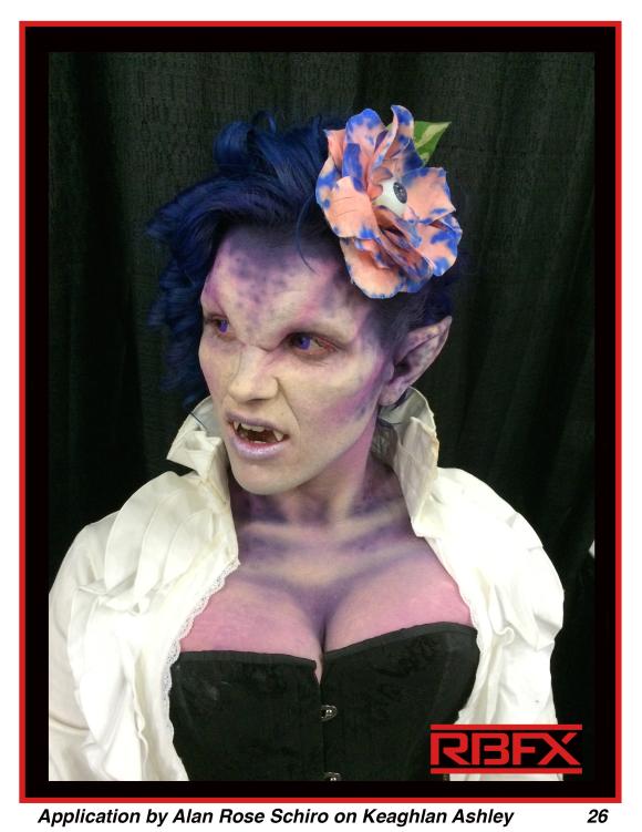 Alana Rose Schiro - Vampire