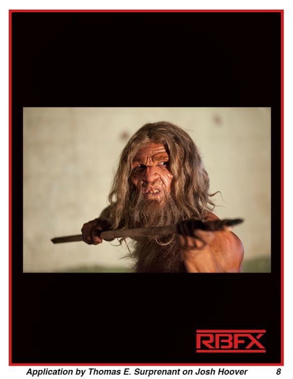 Thomas E. Surprenant - Neanderthal