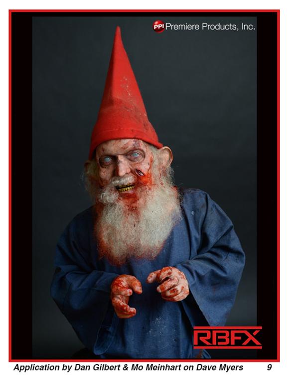 Dan Gilbert & Mo Meinhart - Zombie Gnome
