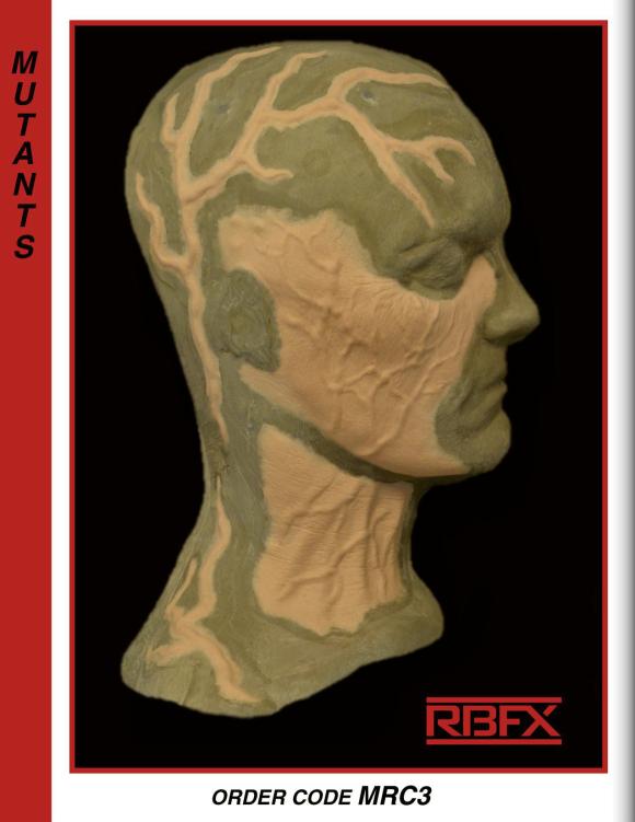 MRC3 - mutation rt. side of face & neck