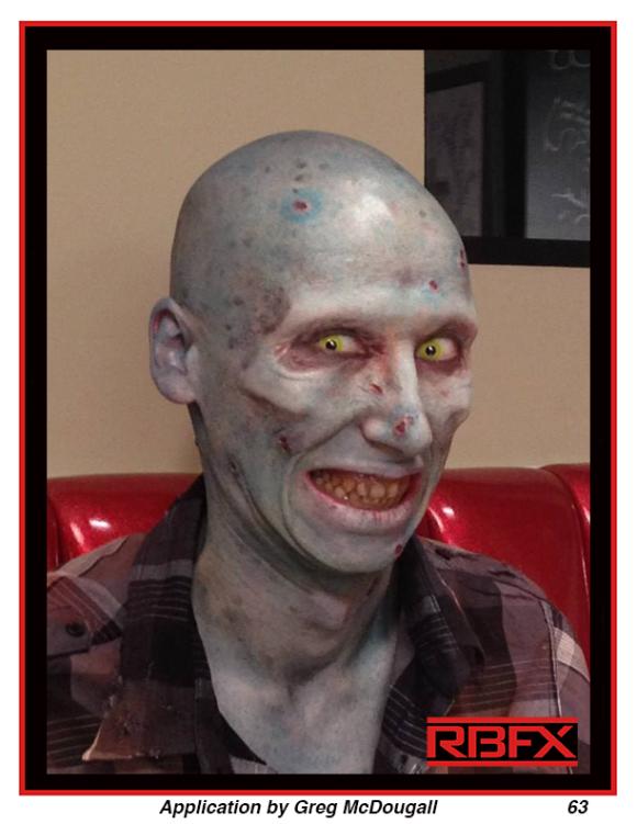 Greg McDougall - Zombie