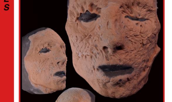 ZJ4 - small zombie face