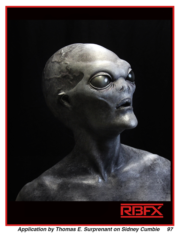 Thomas E. Surprenant - Grey Alien