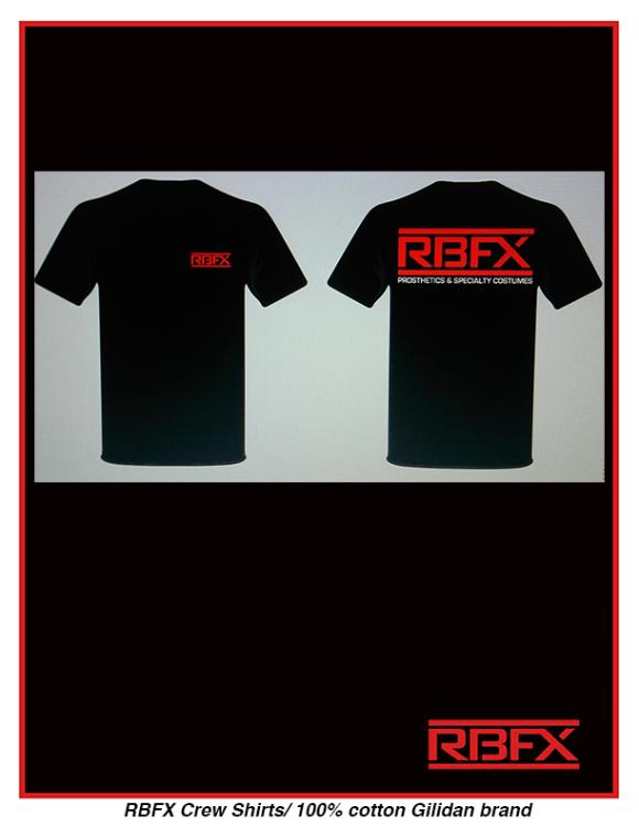RBFX  Crew Shirt