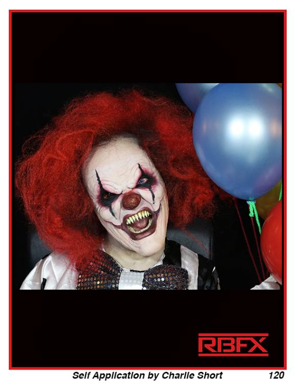 Charlie Short - Evil Clown