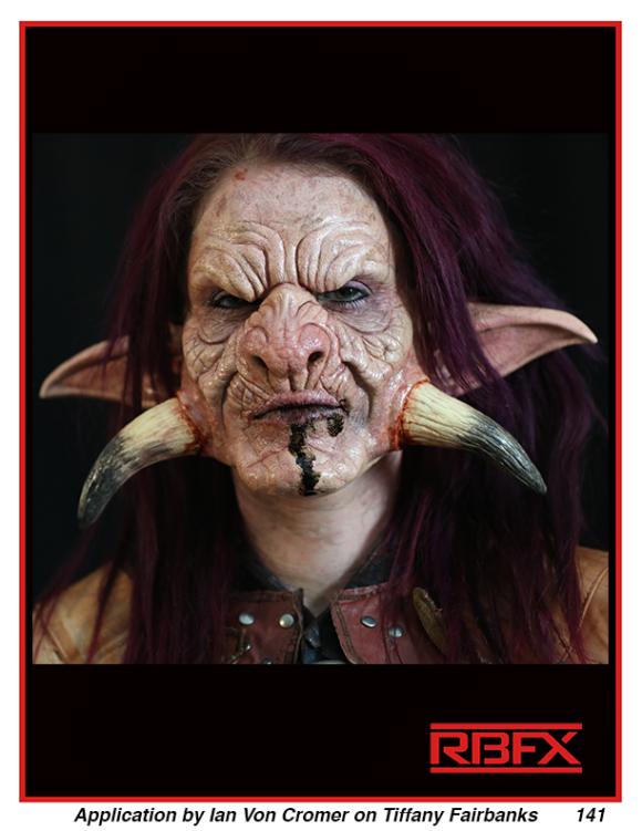 Ian Von Cromer - Orc