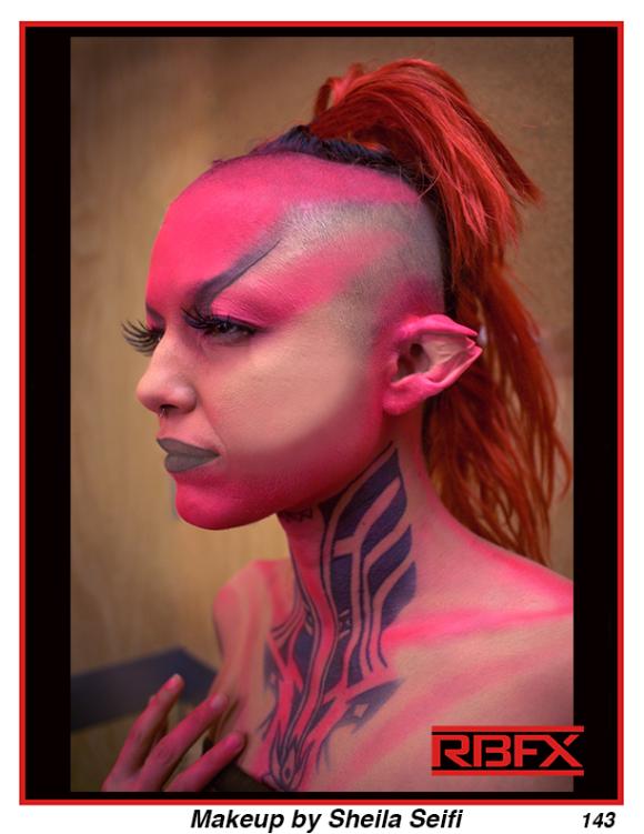Sheila Seifi - Alien